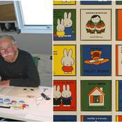 Mort du dessinateur Dick Bruna, papa de Miffy le lapin blanc