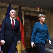 Le vice-président américain rassure ses alliés européens