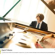 La fougue du jeune pianiste russe Daniil Trifonov à la Philharmonie de Paris