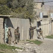 Mossoul: les rudes combats pour le verrou d'Albou Seif