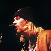 Nirvana : une des guitares de Kurt Cobain en vente sur eBay