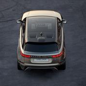 Range Rover Velar, le quatrième élément