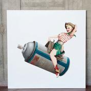 La première collection destreet art en vente àParis