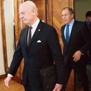 Syrie: les acteurs de la crise de retour à Genève