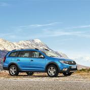Dacia Logan MCV Stepway, le break des baroudeurs