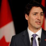 Justin Trudeau contraint de s'excuser de répondre en français