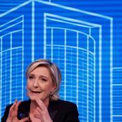 Marine Le Pen se pose en architecte d'un monde «multipolaire»