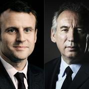 Macron-Bayrou : vers le centre flou