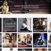 Lagardère Active s'offre l'appli de shopping mode Shopcade
