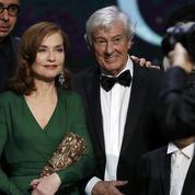 Isabelle Huppert, Xavier Dolan et Divines dominent les César 2017