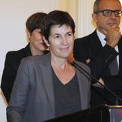Pour Christine Angot, François Hollande est le seul candidat possible à la présidentielle