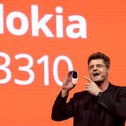 Nokia fait son grand retour avec le 3310