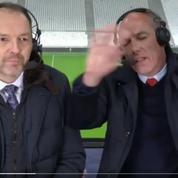Tensions entre Paul Le Guen et Habib Beye sur Canal+ après le Classique