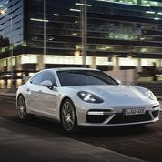 Porsche Panamera Turbo S E-Hybrid, l'hybride de tous les records
