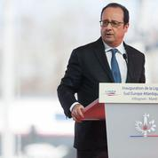 Tir accidentel lors d'un discours de Hollande: le gendarme a été entendu par la police