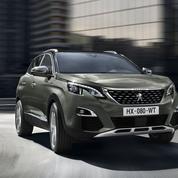 Peugeot capitalise sur le succès du nouveau 3008