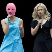 Les Pussy Riot vont faire la «Revolution» à Brooklyn
