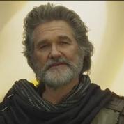 Les Gardiens de la Galaxie 2 : Kurt Russell se dévoile