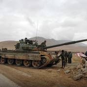 Moscou annonce la reprise de la ville de Palmyre par l'armée syrienne
