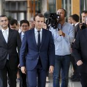 Les anciens de Bercy à la manœuvre pour bâtir le programme économique de Macron