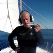 Vendée Globe : le dernier du classement contraint de pêcher pour s'alimenter