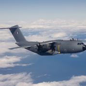 Défense: les sept États clients de l'A400M se réunissent à Madrid