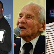 Omar Sy, Jean d'Ormesson et M Pokora incarnent le mieux l'optimisme