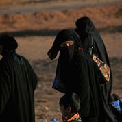 La police des mœurs féminine de Daech