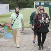 Adele confirme son mariage avec Simon Konecki pendant un concert