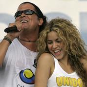 Shakira accusée de plagiat à nouveau