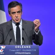 À Orléans, François Fillon «appelle à l'action»