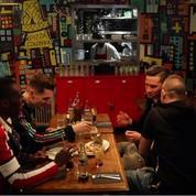 Barça - PSG autour d'une pizza pour quatre joueurs parisiens