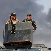 Les forces irakiennes progressent dans le centre de Mossoul