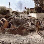 Daech recule dans le centre de Mossoul
