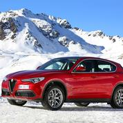 Alfa Romeo Stelvio : l'irrésistible ascension