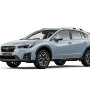 Subaru XV, un crossover entièrement remodelé
