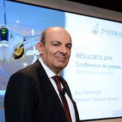 Le Rafale, atout de Dassault Aviation en 2017