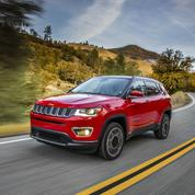 Jeep change de cap avec la Compass
