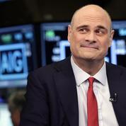 Le PDG de l'assureur AIG contraint à la démission