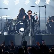 Johnny Hallyday maintient sa tournée malgré son cancer