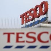 Après une erreur sur les fiches de paie, Tesco va rembourser 11 millions d'euros à ses salariés