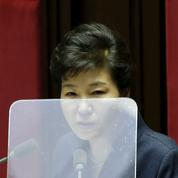 La présidente sud-coréenne congédiée par la justice