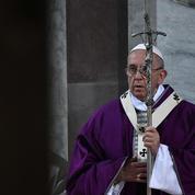 Quatre ans après son élection, le pape François face à l'adversité