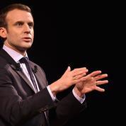 Caricature diffusée par LR : Macron réclame «le retour au respect civique»