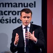 La charge d'un groupe de hauts fonctionnaires contre le programme d'Emmanuel Macron