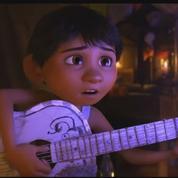 Le nouveau Pixar «Coco» s'offre un trailer très mélodieux