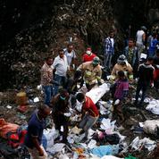 Éthiopie : les autorités cherchent des survivants après l'éboulement d'une décharge
