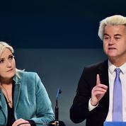 Le FN mise sur une victoire du populiste néerlandais Geert Wilders