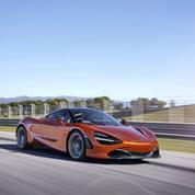 La McLaren 720S franchit un nouveau cap