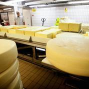 Les fromagers français en pleine forme